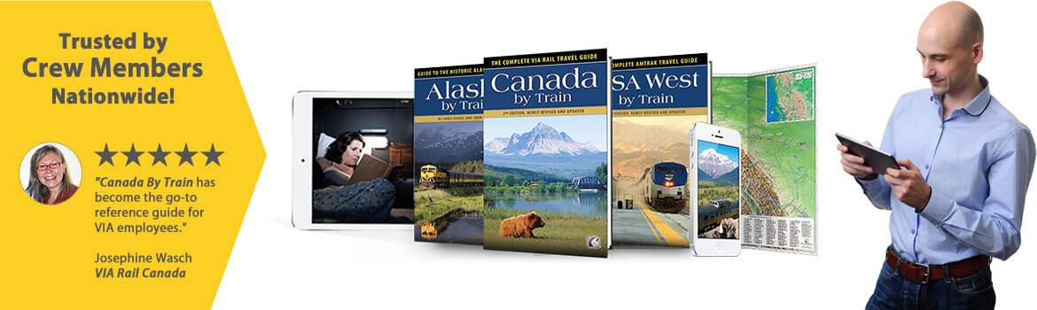 Trusted By Crew Memebers Train Travel Guide To North America
