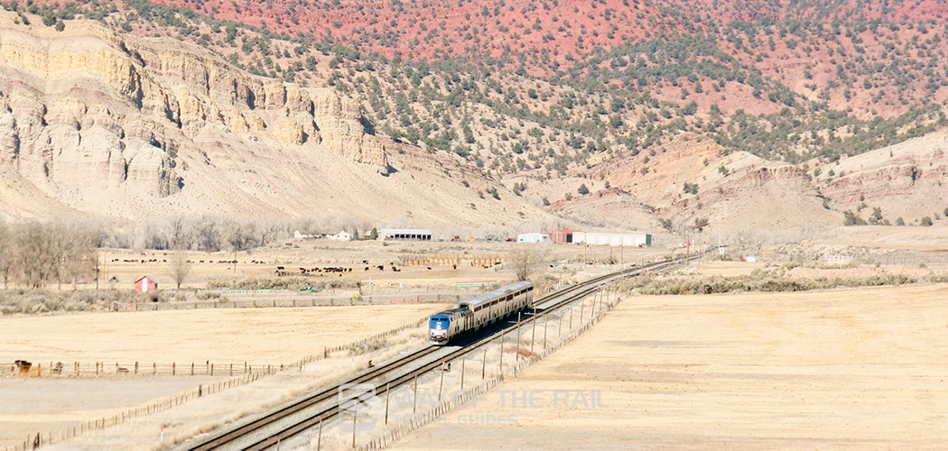 California Zephyr Amtrak Train Travel Guide