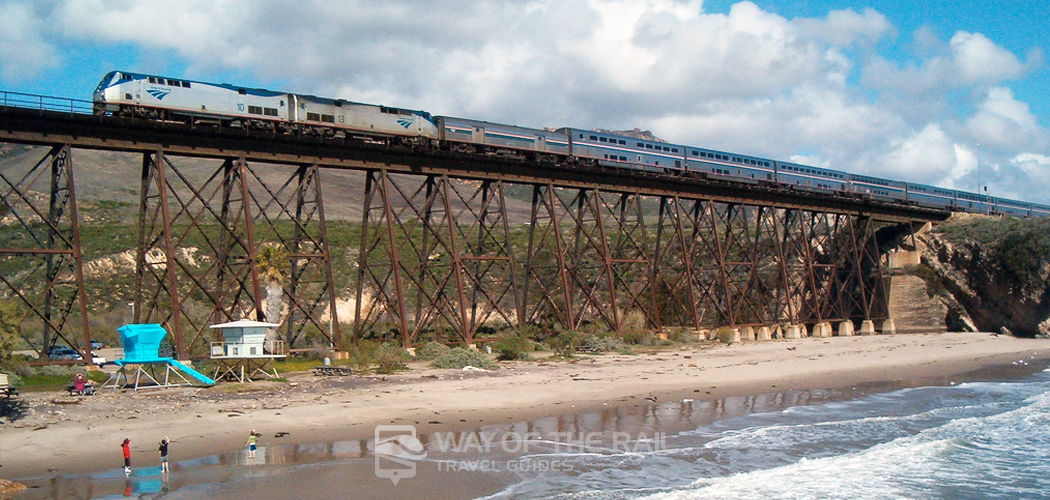 Coast Starlight Amtrak Train Travel Guide