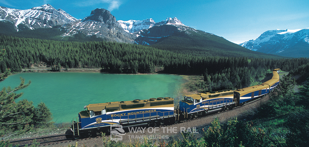 Rocky Mountaineer First Passage to the West Train Travel Guide