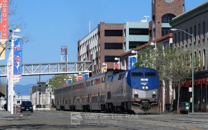 San Joaquin Amtrak Train Travel Guide