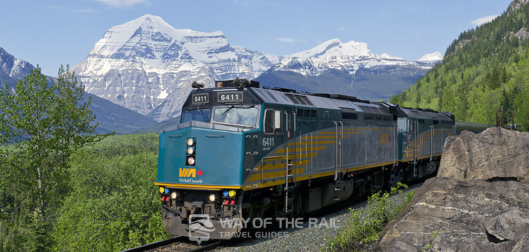 The Canadian Toronto Vancouver VIA Rail Train Travel Guide