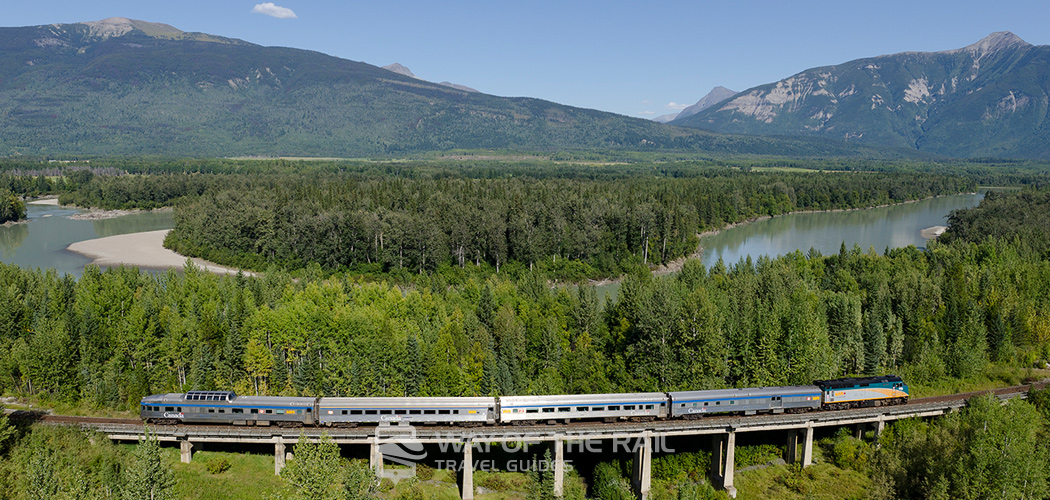 The Skeena Jasper Prince Rupert VIA Rail Train Travel Guide